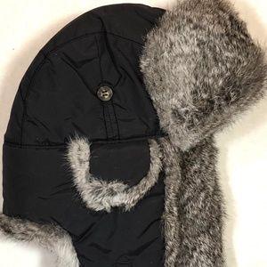 Mad Bomber Lil Supplex Rabbit Fur Hat Medium